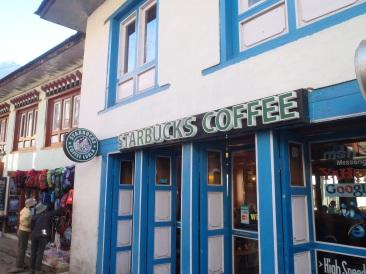 Starbuck Coffee