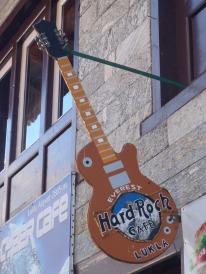 Lukla Hard Rock cafe